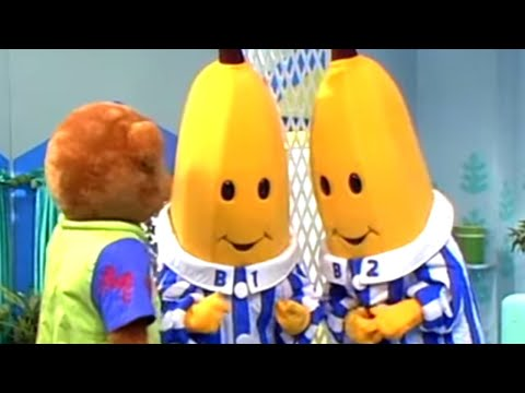 The Spider - Classic Episode - Bananas In Pyjamas Official