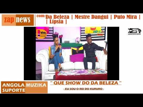 ZAP NEWS AQUECEU COM | DA BELEZA | MESTRE DANGUI | PUTO MIRA | E LÍPSIA
