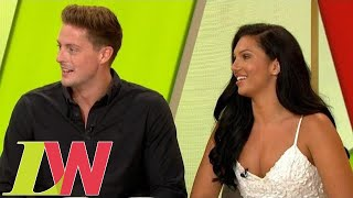 Love Island's Alex and Alexandra Hint at a Possible Romantic Relationship | Loose Women