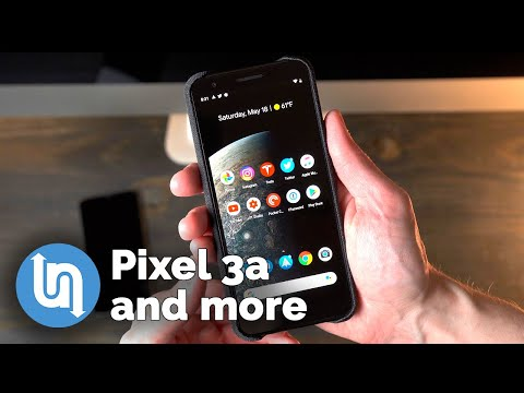 Google IO 2019 - Pixel 3a, Google Nest, and more