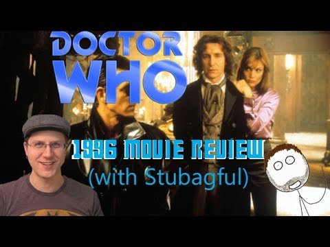 Doctor Who Review - The 1996 TV Movie (featuring Stubagful)