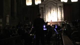 Hertford College Wind Band - The Dam Busters March (Eric Coates)