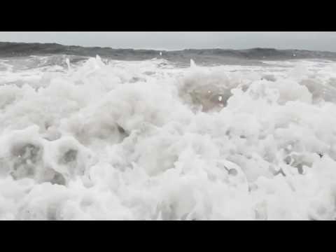 Hurricane Matthew, St Simons Island, GA. (2016 trailer)
