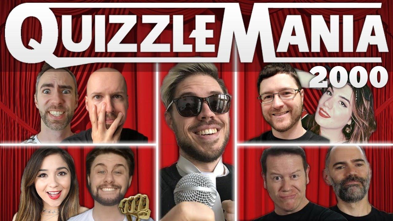 QuizzleMania 2000 feat. TAG TEAM TURMOIL