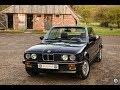BMW E30 325i Cabriolet 87k kilometers 1st Paint - Oldenzaal Classics