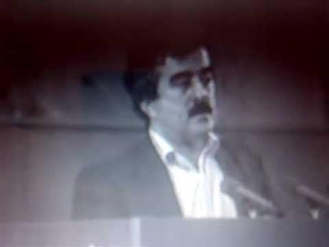 Etibar Memmedov AXCP-Musavat hakimiyyetinin icuzunu acir...