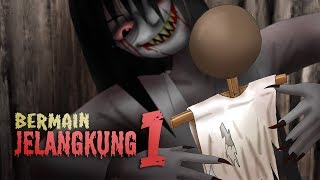 Bermain Jelangkung 1 | Kartun Lucu, Animasi Hantu & Horror Indonesia - Rizky Riplay(English Sub)