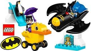 конструктор Lego Batwing Adventure 10823 обзор