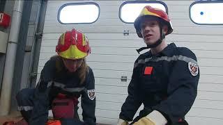 Isère : 4 ans de formation pour les jeunes sapeurs-pompiers