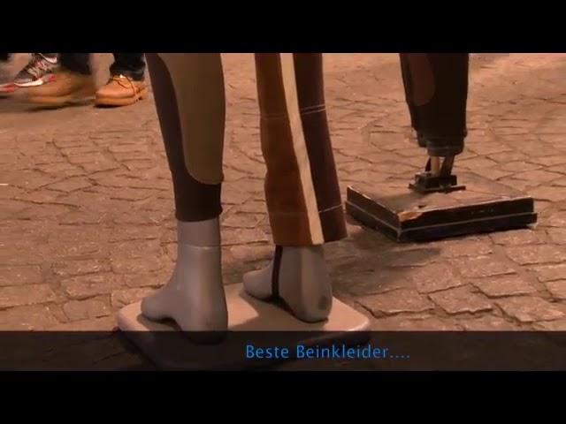 München -  DKB Riders Tour -  Shopping