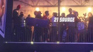 """Silver Rain"" - 21 Savage, Sada Baby, Eastside Re-up (Recap)"