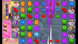 Candy Crush Saga level 521 by Cookie. NO BOOSTERS