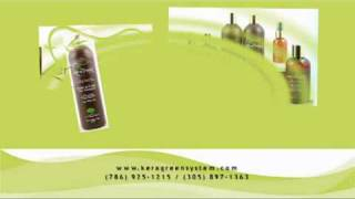 OFFICIAL- KeraGreen Keratin Treatment, a safe alternative to the Brazilian Blowout!
