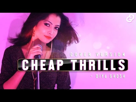 Cheap Thrills   SIA   Cover - Diya Ghosh