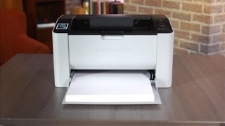 Samsung SL-M2020W Printer review: A bite-sized monochrome laser with NFC connectivity