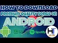 How To Download Songs For Free Of Premium Quality (320Kbps)  Hacking Time