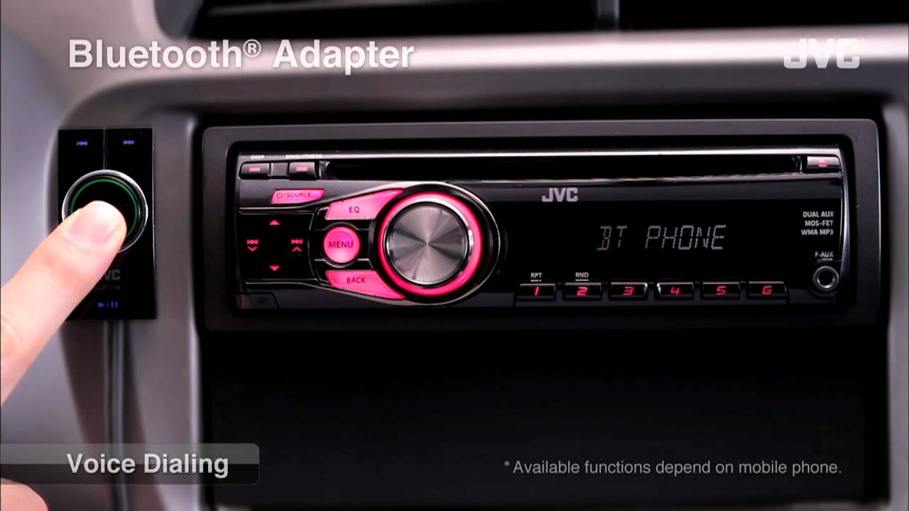 jvc kd r300 wiring harnes adapter [ 1280 x 720 Pixel ]
