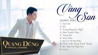 Album Vàng Son - Quang Dũng