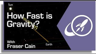 How Fast Is Gravity?