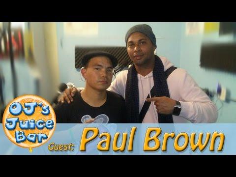 OJ's Juice Bar | 01/29/2017 | Feat. Paul Brown