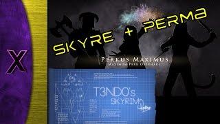 Installing Perkus Maximus with Skyrim Redone