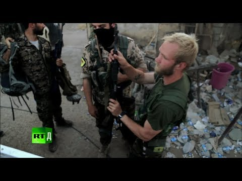 THE ROAD TO RAQQA: YPG fighters, medics & European volunteers vs. ISIS [Documentary HD]