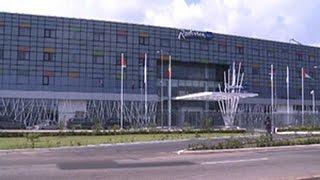 Tourisme : Inauguration de l'hôtel Radisson Blu d'Abidjan
