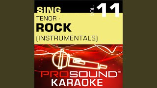 One In A Million You (Karaoke Instrumental Track) (In the Style of Larry Graham)