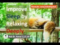 Improve Sleep, relax deeply & embed positive messages. Ask Dr Anna S.2.E.16