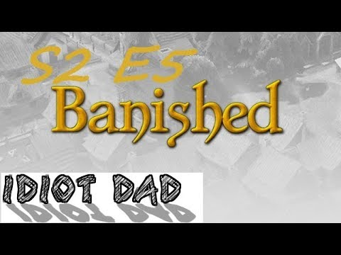 Banished The North Mod S2 E5 - Survivor (Hard Start)