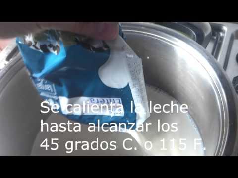 Fabricar kumis casero fácil y rapido