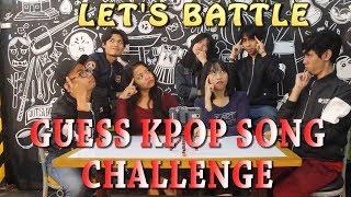 GUESS KPOP SONG CHALLENGE #2   yuk banyak banyakan skor