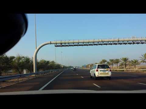 Cruise Control Driving - Dubai to Abu Dhabi p2