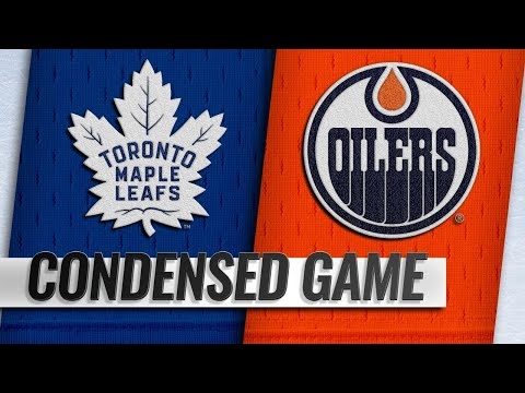 03/09/19 Condensed Game: Maple Leafs @ Oilers