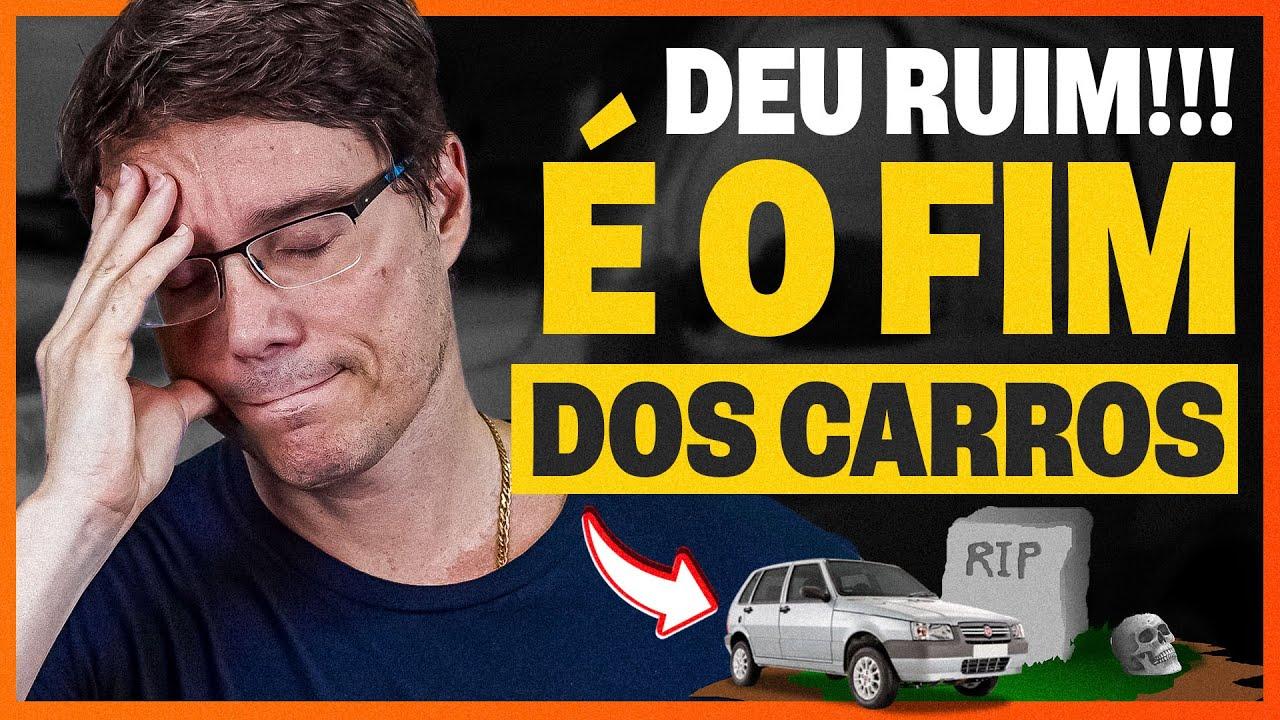 DEU RUIM! É O FIM DOS CARROS POPULARES NO BRASIL [Entenda o Motivo]