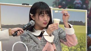 Team8坂口渚沙ちゃんのイベントの第1部の模様(途中まで)です。 ☆第2部...
