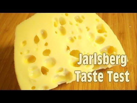 Jarlsberg Taste Test