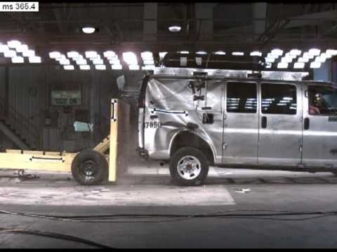 Baker Equipment Van Roof-Mounted CNG Tank System Passes ...