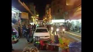 جرش ليلة عيد الأضحى 25 تشرين أول 2012م جرش نصر العتوم