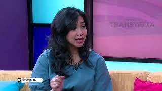 RUMPI - Klarifikasi Yulia, Mama Angbeen (Tunangan Adly Fairuz) (13/12/18) Part 1