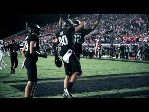 Football - Austin Carr: 2016 Biletnikoff Finalist (11/21/16)