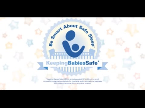 Keeping Babies Safe - Safe Sleep Habits