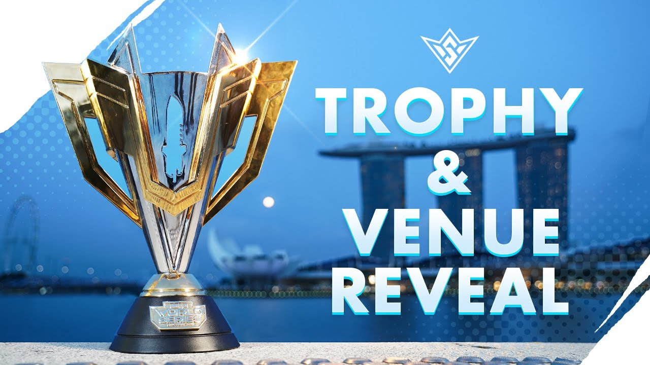 FFWS Location & Trophy reveal | Free Fire World Series 2021 Singapore