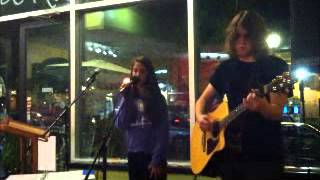 Anna Cibbarelli and Billy Patterson acoustic cover of