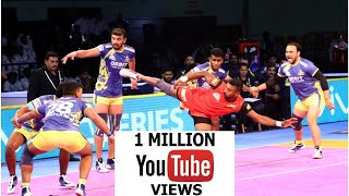 Pro Kabaddi 2018 - Tamil Thalaivas vs Bengaluru Bulls Match Highlights thumbnail