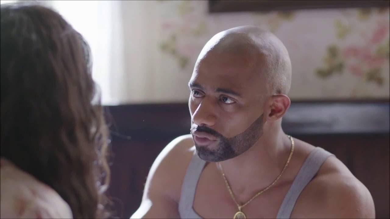 maxresdefault - مسلسل الاسطورة - مساج غريب من شهد لـ ناصر - محمد رمضان