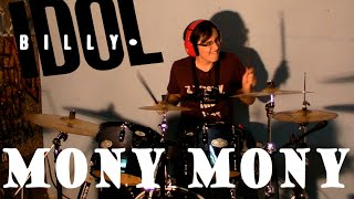 Mony Mony - Billy Idol - DRUM COVER