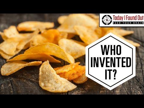 The Origin of the Potato Chip