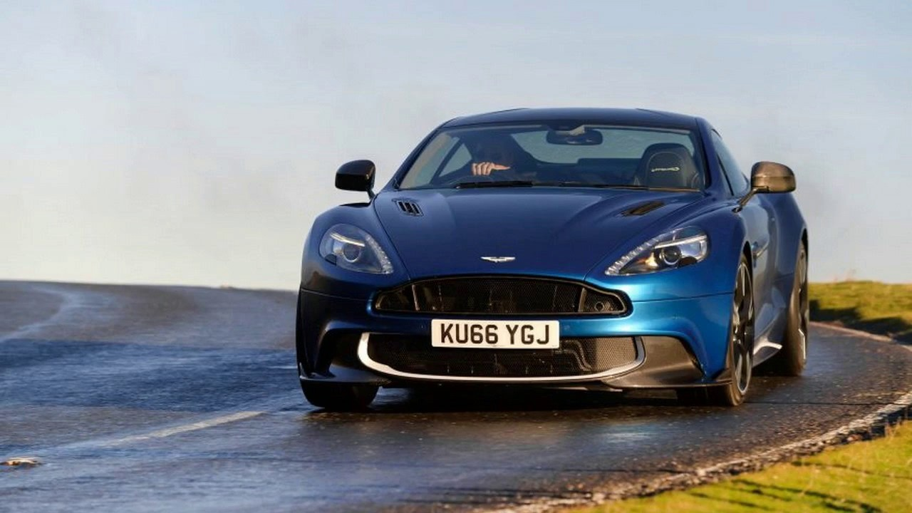 2018 Aston Martin Vanquish S NEW MODELS  YouTube