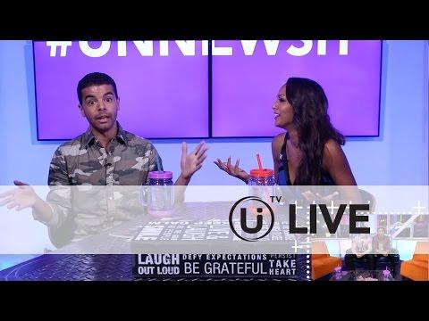 "#UnNewsIt - ""Iggy Azalea Nudes"" // U&i TV Live thumbnail"